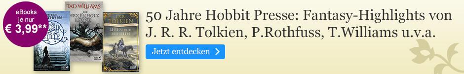 50 Jahre Hobbit Presse bei eBook.de: Fantasy-Highlights reduziert