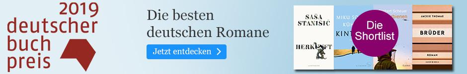 Der Deutsche Buchpreis 2019 bei eBook.de