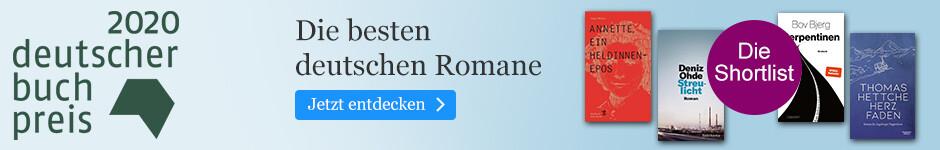 Der Deutsche Buchpreis 2020 bei eBook.de