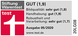 Stiftung Warentest tolino page 2