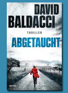 David Baldacci: Abgetaucht