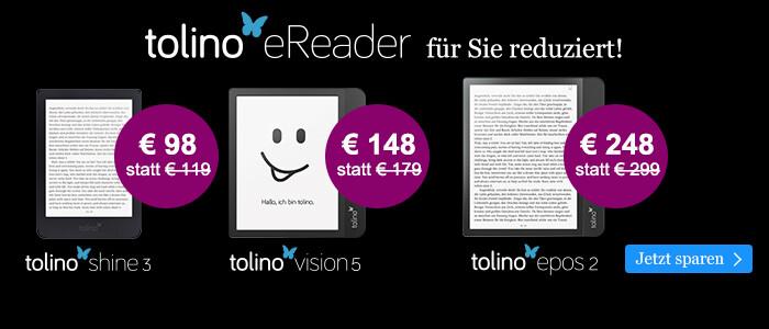 Die BLACK WEEK vom 23. bis 30.11.2020 bei eBook.de