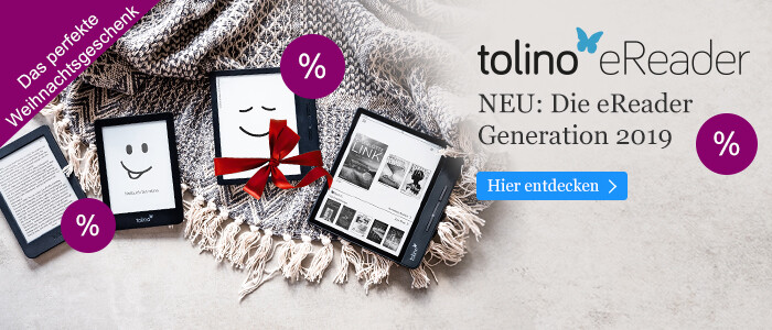 tolino eReader - die neue Generation bei eBook.de entdecken