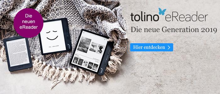 tolino eReader - die neue Generation bei eBook.de
